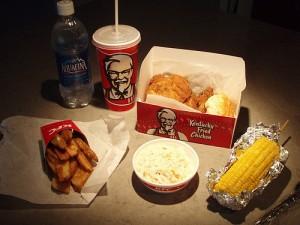 Fast Food verschönern
