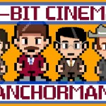 8Bit Cinema Anchorman